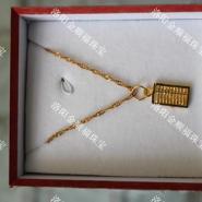 河北18K稀金饰品批发加盟图片