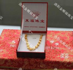 时尚稀金手链饰品贵州代理加盟图片