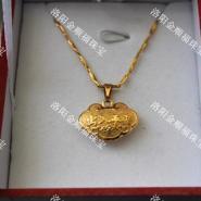 供应云南哪里有18K稀金项链招商加盟的,金顺福稀金饰品