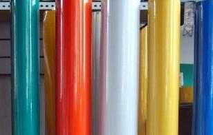 银川塑料橡胶交通路锥橡胶柱帽防撞图片