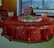 酒店桌椅火锅台包厢沙发茶几图片