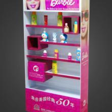 供应芭比娃娃展示柜