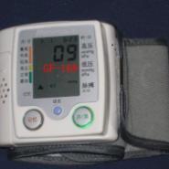 腕式全自动电子血压计图片