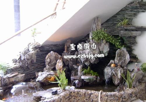 假山室内外假山阳台假山鱼池假山信息分享高清图片