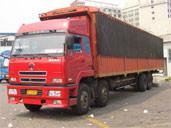 西安到天津的的长途小车图片