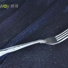 供应不锈钢西餐具主餐叉 朗维不锈钢西餐具主餐叉