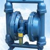 供应QBY气动隔膜泵 上海气动隔膜泵价格 QBY型隔膜泵厂家