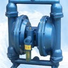 供应QBY气动隔膜泵 上海气动隔膜泵价格 QBY型隔膜泵厂家图片