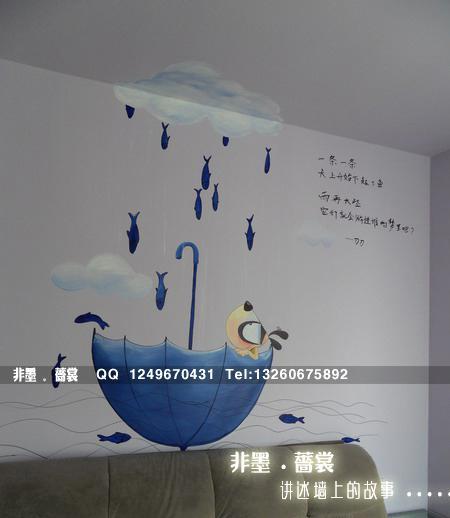 供应武汉壁画武汉手绘墙墙体彩绘手绘电图片