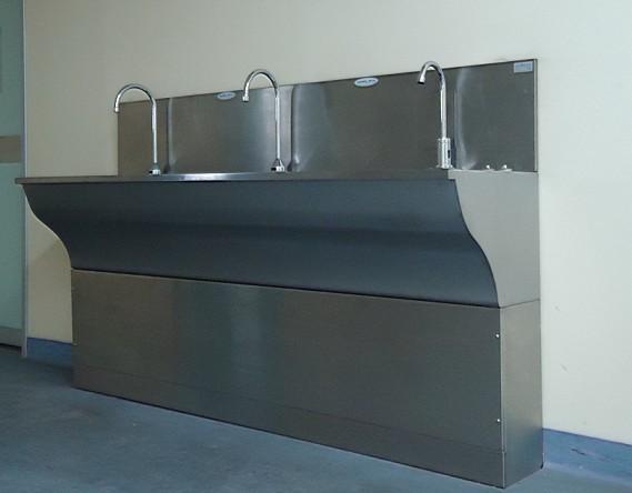 供应实验室洗手池图片