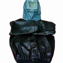 供应上海人造革防砂衣最新价格,喷砂服特价批发批发