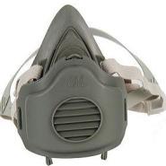 3M3200防尘半面罩图片