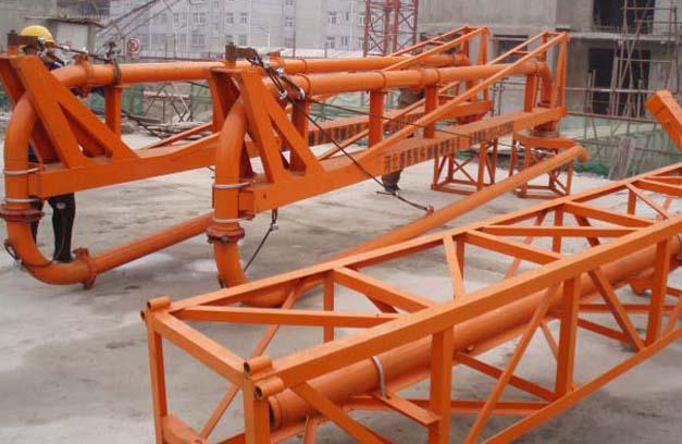 供应输送混凝土12/15米布料机