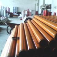 布料机胶管地泵管臂架厂家图片