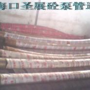 海南混凝土输送橡胶胶管代理商图片