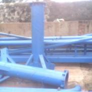 混凝土输送布料机图片