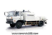 供应海南海口地泵车销售/海南混凝土泵车租赁/混凝土泵车配件厂家销售