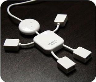 供应人形USB2.0集线器