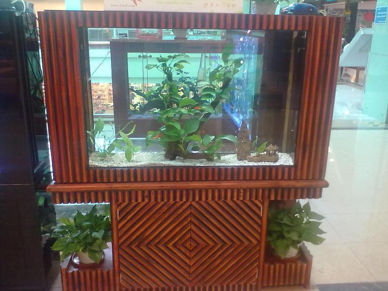 供应水族鱼缸-鱼缸水族箱-水族器材