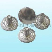 供应E27免焊灯头铝铆钉生产厂家