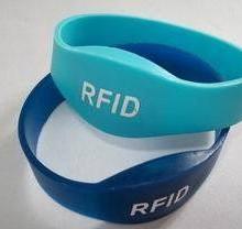 供应硅橡胶RFID手表卡IC腕带标签