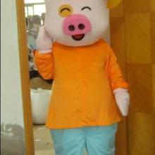 供应麦兜猪人偶服装表演服饰演出道具服装