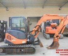二手建筑机械买卖市场-二手日立ZX60/70挖掘机《北京销售中心批发