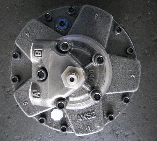 供应xhs液压马达bjm马达摆缸液压马达低速大扭矩马达液压...