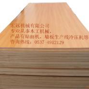 最大覆膜宽度1300mm板材厚度图片