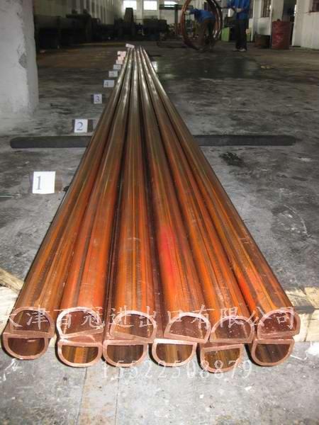 天津【百冠异型铜管】厂家供应:异型铜管异型铜管批发异型铜管厂