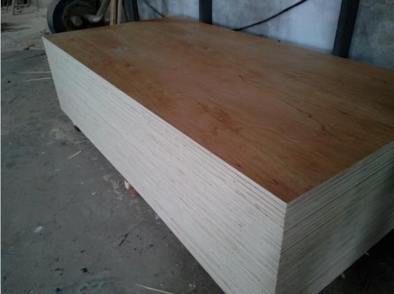 供应刀模胶合板18.0mm桦木面杨木芯