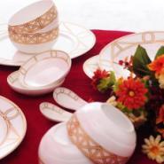 高档婚庆礼品瓷餐具不了情图片