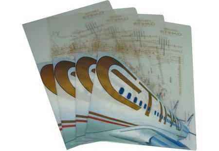 供应阿提哈德航空二页袋/PP二页袋定做