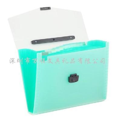 办公收纳必备风琴包/透明票据包/手图片/办公收纳必备风琴包/透明票据包/手样板图 (4)