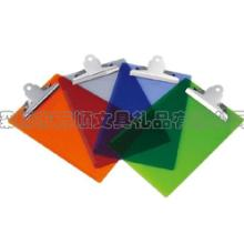 供应pp超透明垫板夹/超透明印刷板夹/超透明画板夹图片