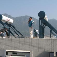 供应温州力诺瑞特太阳能维修安装更换仪表真空管电加热漏水批发