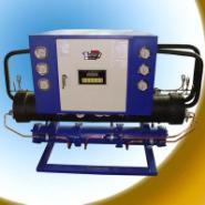 冰水机开放式冰水机冷冻机图片