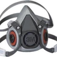 3M6200防毒面具图片