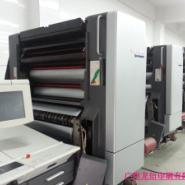 2000年海德堡CD102四色印刷机图片