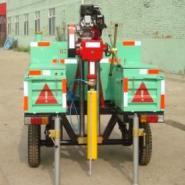 12马力车拖式路面取芯机供应商图片