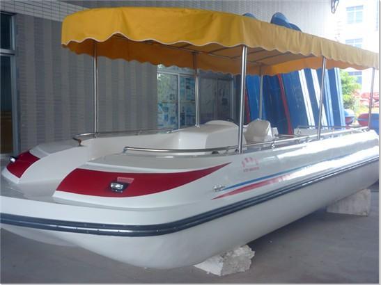 电动观光船|玻璃钢电动船|游览船|景点观光船|电动船|