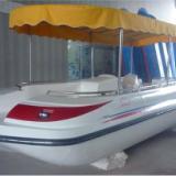 电动观光船 玻璃钢电动船 游览船 景点观光船 电动船 