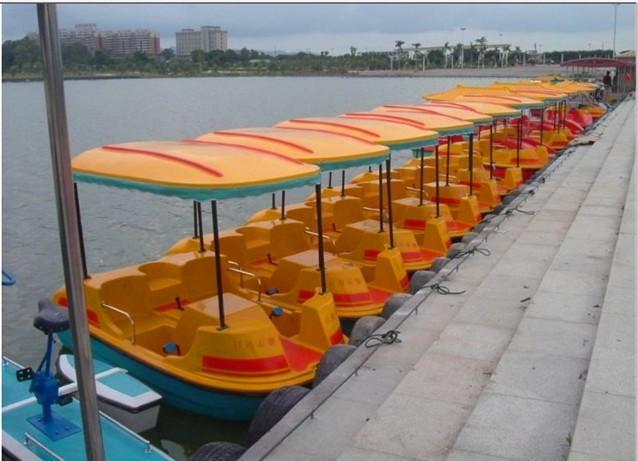脚踏船 |璃钢脚踏船|公园脚踏船|观光脚踏船|景点脚踏船|2人脚踏船