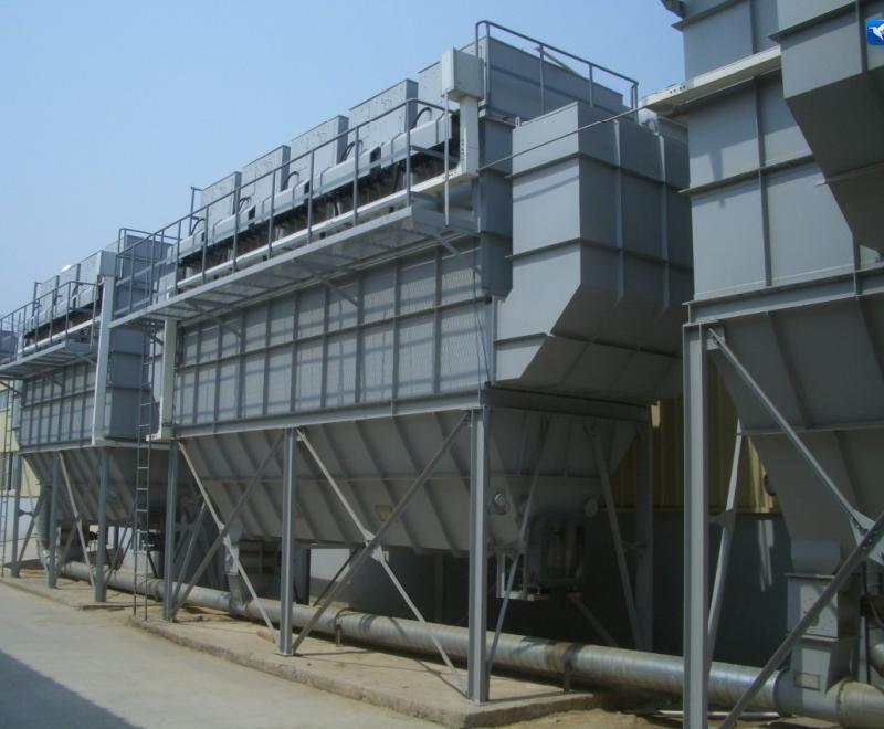 供应山东立窑用PPC96-5气箱脉冲除尘器