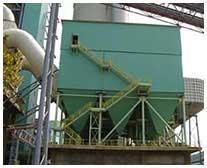 抚顺钢厂静电收尘器图片