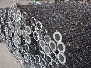 供应泉州机械厂用镀锌除尘骨架|八根筋除尘器袋笼