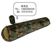 供应迷彩睡袋丛林打猎睡袋户外装备睡袋