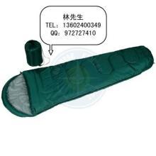 供应深绿色睡袋木乃伊睡袋军用睡袋