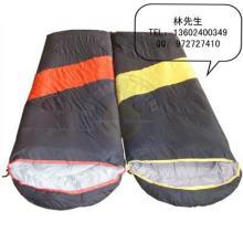 供应可拼接睡袋情侣睡袋户外露营睡袋