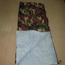 供应军用睡袋迷彩棉质睡袋保暖野营睡袋
